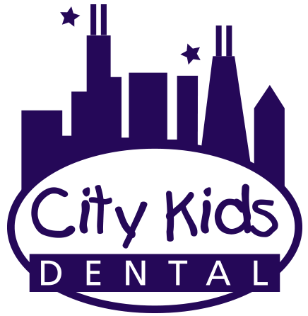 City Kids Dental – 4700 N. Western Ave. Chicago, IL Mobile Retina Logo