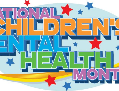 A Brush Up On Dental Care for National Children's Dental Health Month!