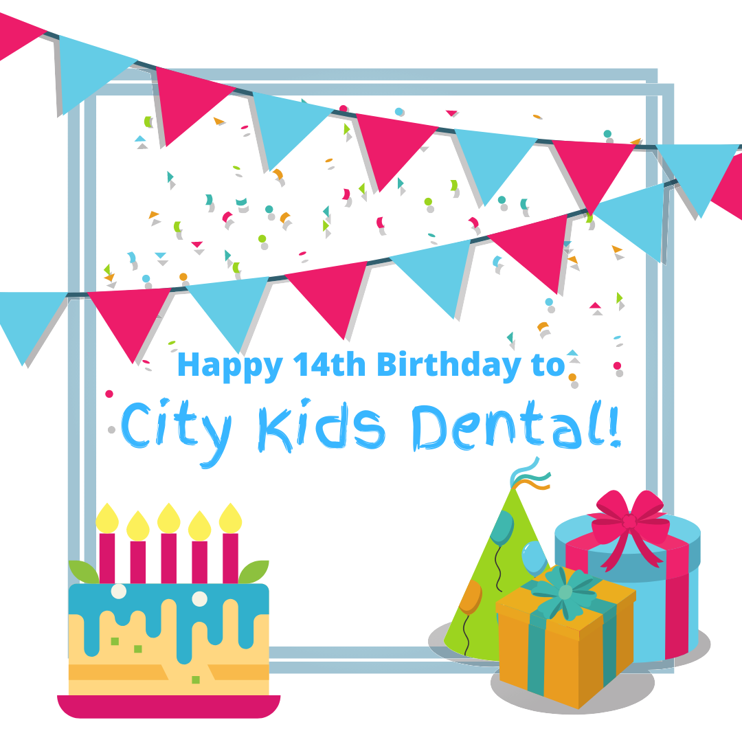 Happy Birthday City Kids Dental
